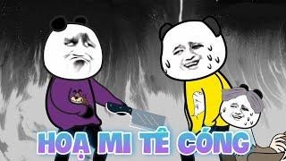 GẤU HÀI HƯỚC: Hoạ Mi Tê Cóng | Tập 139 | Phim hoạt hình gấu trúc mặt bựa siêu buồn cười