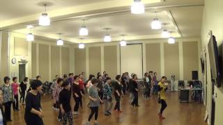 Dahil Sa Iyo ( Teach u0026 Dance ) - Line Dance by Crystal Lee Ks