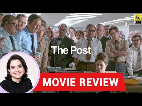 Anupama Chopra's Movie Review of The Post streaming vf