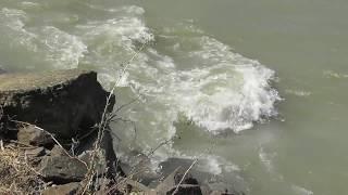 Без слов. Река Кубань около невинномысской плотины