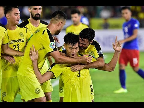 Ceres Negros FC vs Johor Darul Ta'zim (AFC Cup 2017 : Zonal Semi - final - 2nd Leg)