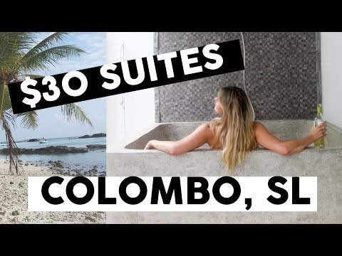 COLOMBO 4 MINUTE TRAVEL GUIDE | Sri Lanka