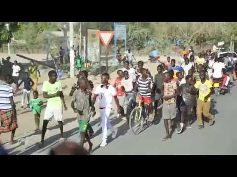 EDDY KENZO Live IN KENYA lodwar