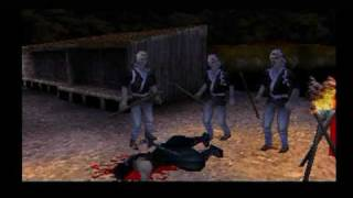 Game Over: Tenchu 2 - Birth of the Stealth Assassins (Tatsumaru Death Animations)