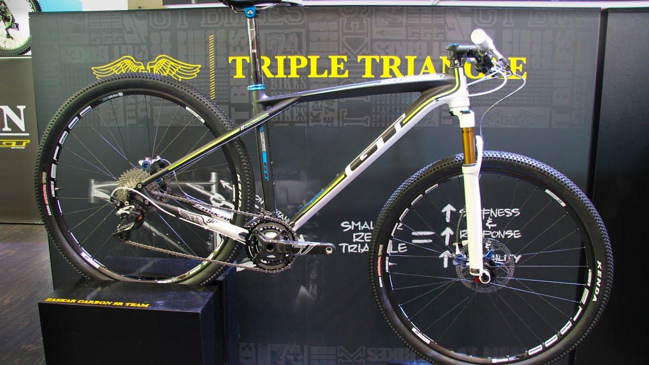 GT Zaskar Carbon 9r Team Cross Country Bike 2013   THE CYCLERY