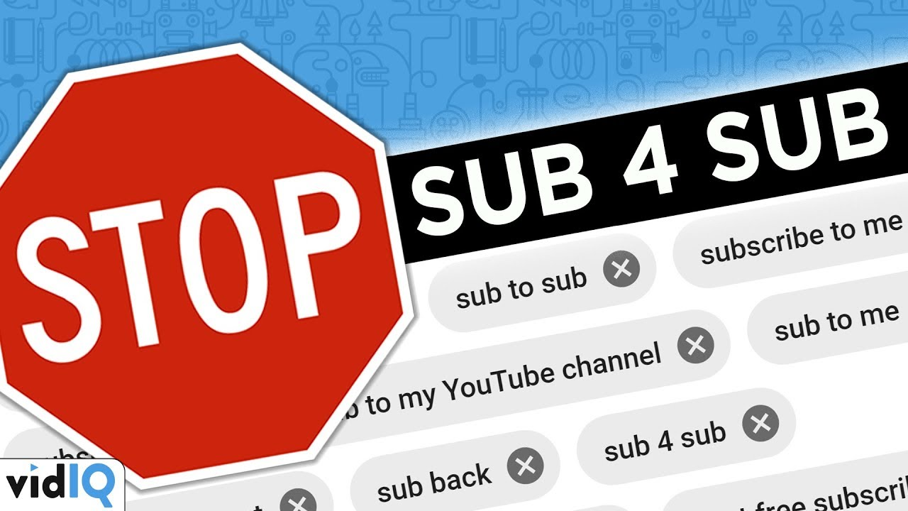 How to Block & Remove Sub4Sub Comments [New Method - Block List Included]