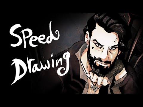 Speed Draw- Voltaire