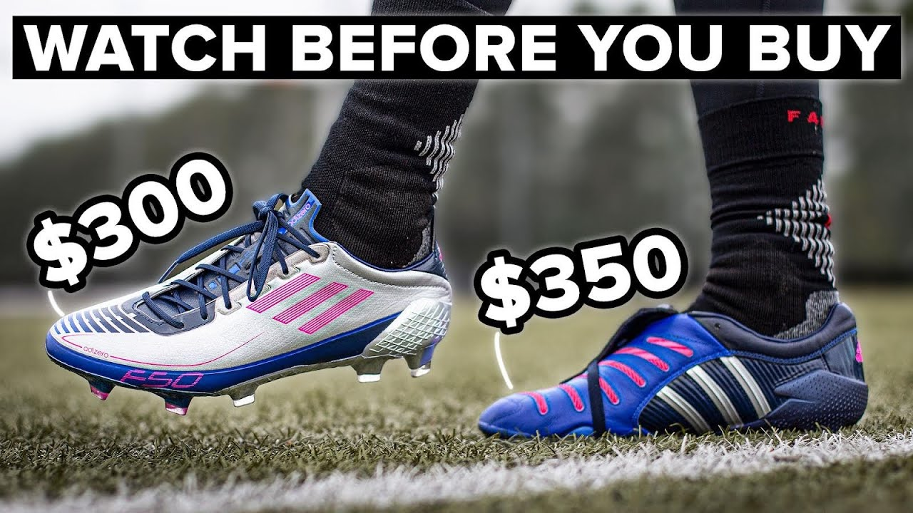 New Champions League boots | Only legends remember these!
