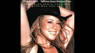 Baixar - Mariah Carey Joe Nas Thank God I Found You Make It Last Remix Grátis