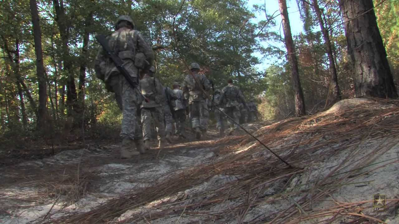 U.S. Army Officer Candidate School   Behind The Scenes   YouTube