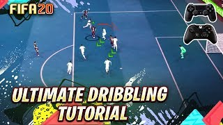 FIFA 20 NEW DRIBBLING TUTORIAL - MOST EFFECTIVE DRIBBLING TECHNIQUE in FIFA 20 - TIPS & TRICKS