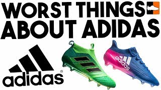 10 Reasons To Hate Adidas Football Boots!!