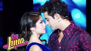 "Soy Luna - Luna & Matteo cantan ""Que Mas Da - Mi Otra Mitad"" en el Open Music (Capitulo 75)"
