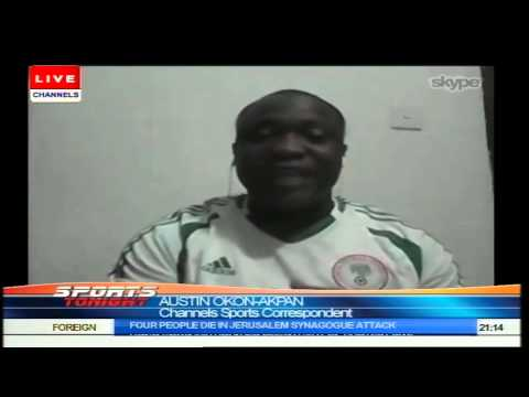 Sports Tonight: Super Eagles Seek To Seal Spot In E.Guinea pt.1