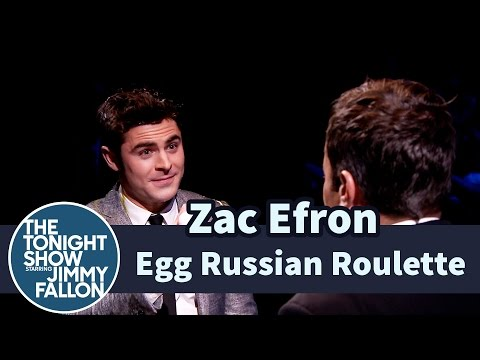 Thumbnail: Egg Russian Roulette with Zac Efron