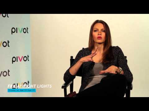 Friday Night Lights: Aimee Teegarden on the Best Part of Filming the
