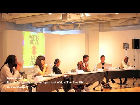 HAA! Yokohama International Conference on Contemporary African Arts (2013, Wrap-up)