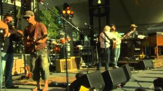 String Cheese Incident - Electric Forest 2012 - Barstool
