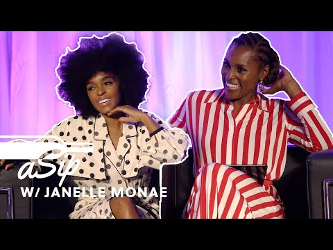 A SIP with Janelle Monae