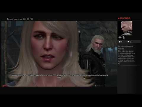 Witheril , video  con scene di nudo sesso violenza linguaggio scurrile spoiller gioco d'azzurrdo