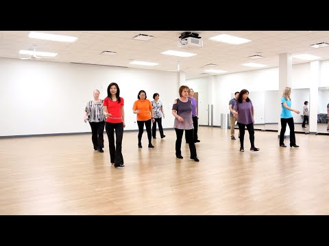 Toe To Toe - Line Dance (Dance & Teach in English & 中文)