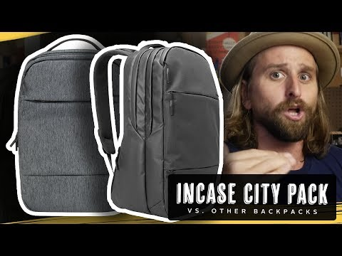 INCASE CITY BAG vs OTHER BAGS