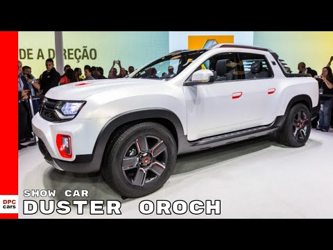 Duster Oroch Show Car