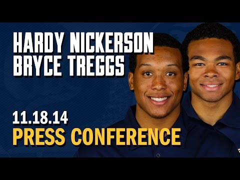 Cal Football: Hardy Nickerson and Bryce Treggs (Pre-Stanford)