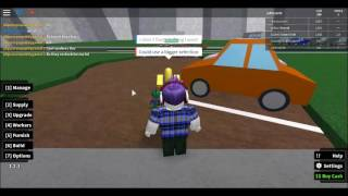 Roblox - Retail tyoon / i know what i said murder mystery but i cant helpiit i like tycoons