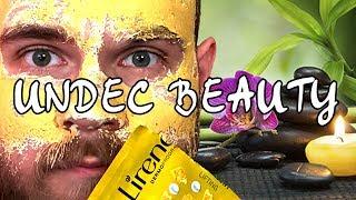 Undec Beauty #1: Złota Maseczka Na Twarz Peel Off - Testuję!