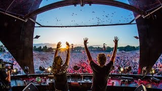Defqon.1 2015 | RED | The Closing on Sunday | Bass Modulators
