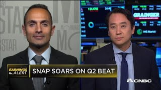 Snapchat's growth driven by its Android revamp: Morningstar analyst