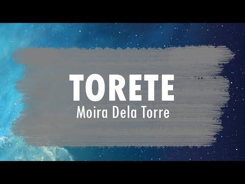 Torete- Moira Dela Torre (Lyrics)