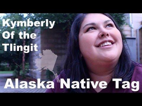 Alaska Native Tag: Kymberly Tlingit Raven Woodworm