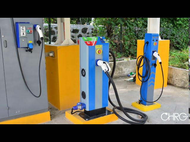 Electric Vehicle Charging Terminals