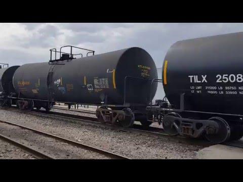 BNSF general freight tulsa, ok 5/15/16 vid 6 of 8