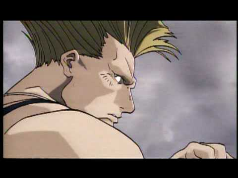Guile Sonic Boom
