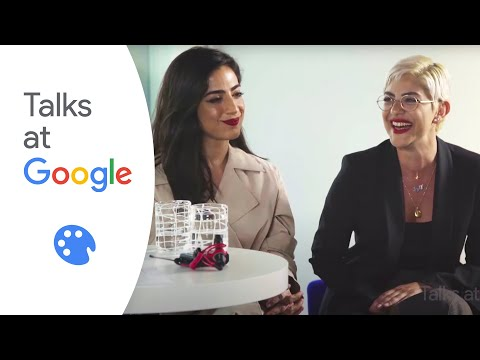 """Butheina Kazim and Luz Villamil: """"Breaking Barriers of Cinema in Gulf Countries"""" 