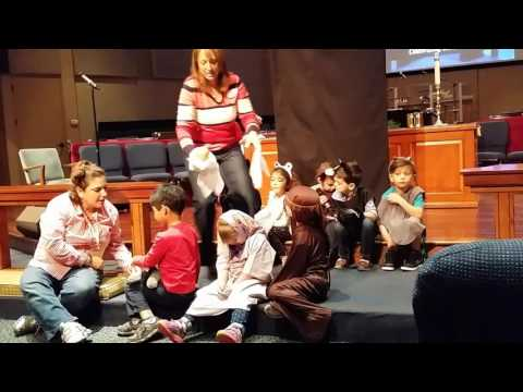 Sanlando Christian School Kindergarten Nativity Play 2016