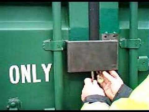 Contain A Lock Padlock Protector Shroud Youtube