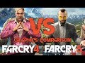 Far Cry 4 vs Far Cry 5 Graphics Comparison [Xbox One X] (4K)