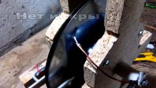Электрофорная машина(, 2015-04-12T16:22:25.000Z)