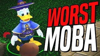 The WORST MOBA Games! - Mythy Mondays