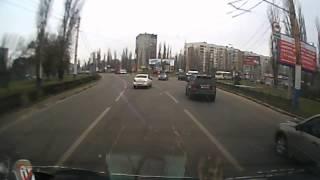 Авария Газель vs Mitsubishi Lancer . г. Воронеж