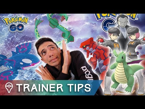 OLD LEGENDARIES RETURNING, TEAM ROCKET TAKEOVER + SHINY DRATINI CONFIRMED IN POKÉMON GO