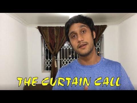 DIY THE CURTAIN CALL