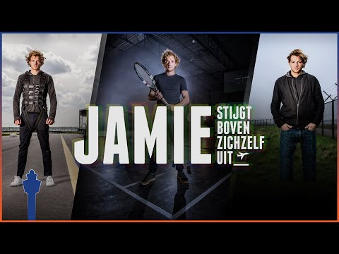 LVNL Jamie stijgt boven zichzelf uit | luchtverkeersleider challenge