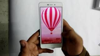 Xiaomi Redmi 4a Unboxing and hands on