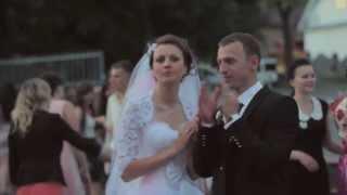 Песня, подарок на свадьбе Сергея и Ирины