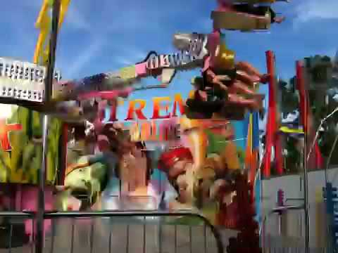Ride at saratoga county fair